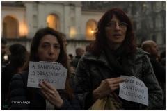 Marcha por Santiago Maldonado